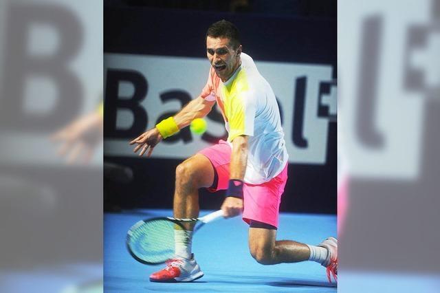 Zverev erreicht überraschend das Halbfinale von Basel