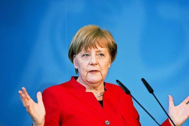 Merkel verzichtet auf CSU-Parteitag in München
