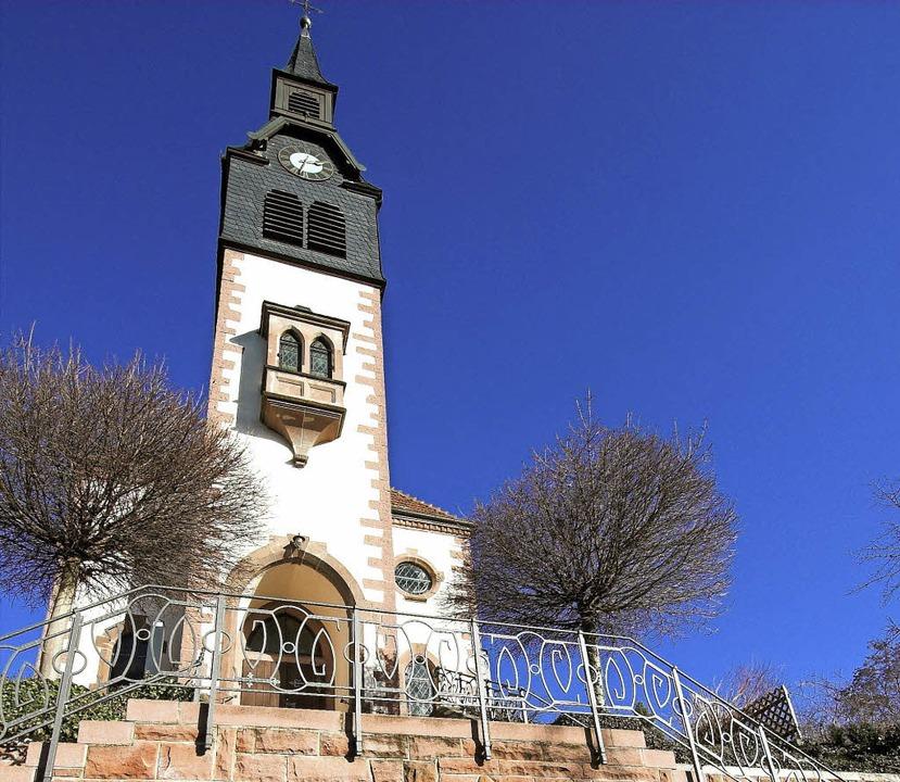 Der Sender im Turm soll 3000 Euro im Jahr bringen.  | Foto: Archivfoto: Gollrad