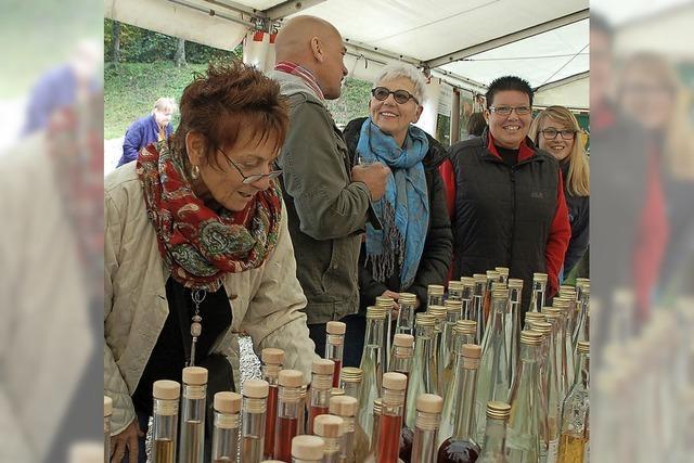 Herbstfest lockt Besucher