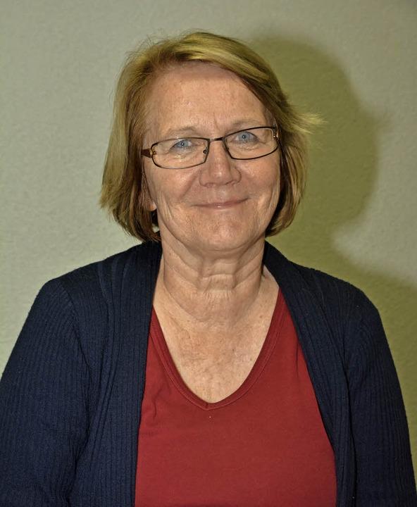Karin Paulsen-Zenke bleibt Vorsitzende.   | Foto: Hirschberger
