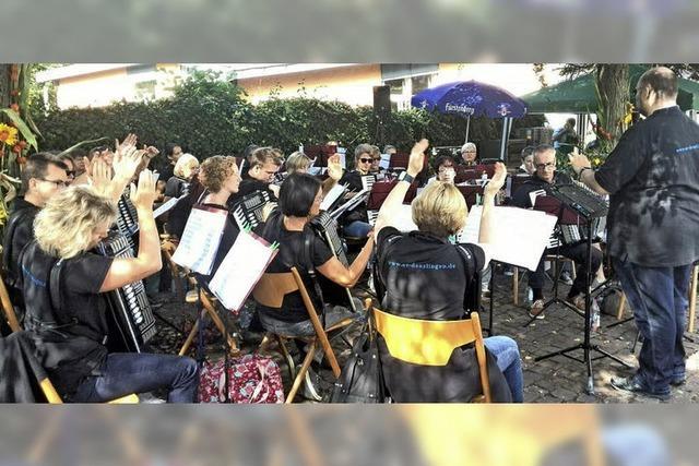 Musikalische Kooperation aus der Not heraus