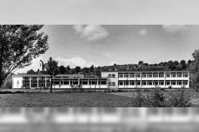 Wie Opfingens Schule sich verändert hat