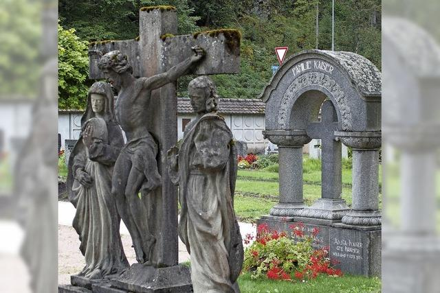 Denkmäler der Friedhofskultur