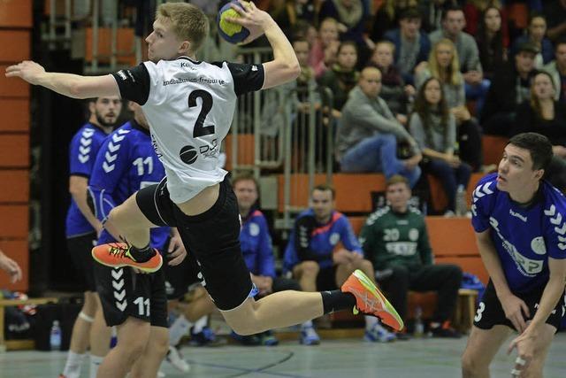Handball-Union Freiburg bleibt vorne