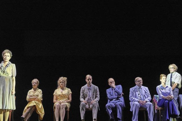 Uraufführung: Züricher Schauspielhaus spielt Lukas Bärfuss' neues Stück