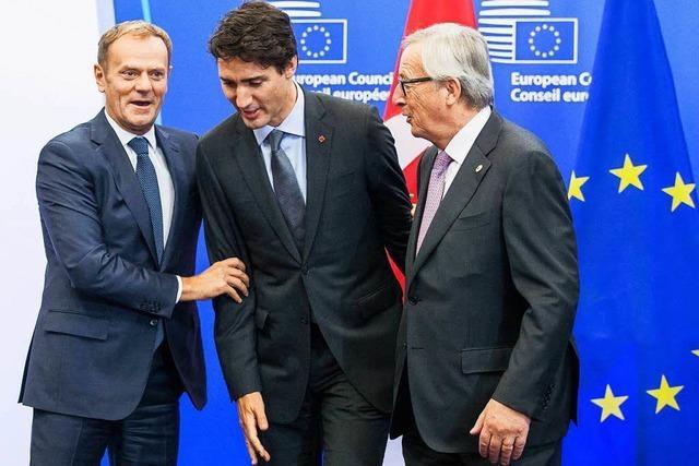 Was kommt mit Ceta auf Europa zu?