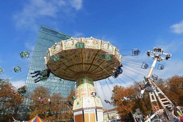 546. Basler Herbstmesse ist einen Besuch wert