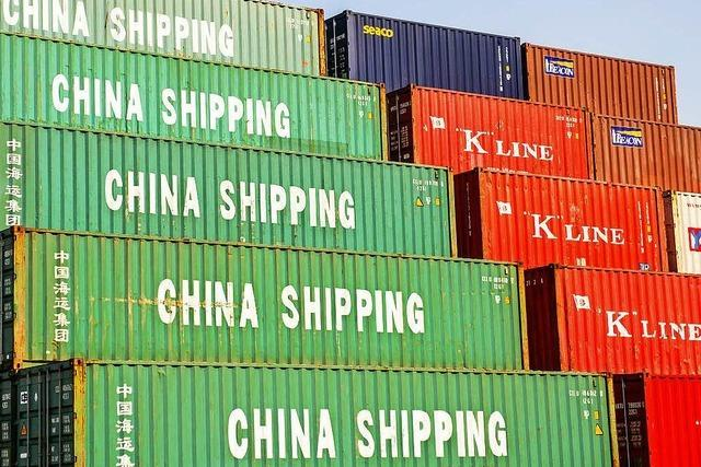 China betont Offenheit
