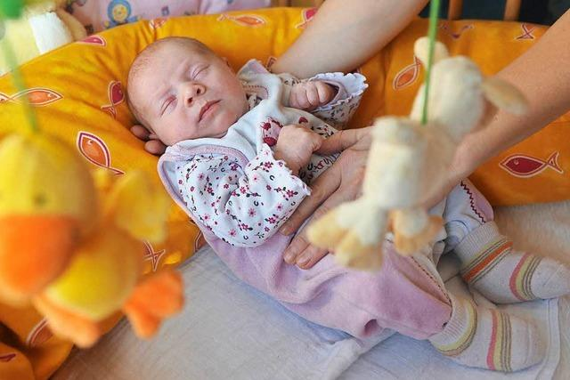 Häufigster Unfall bei Babys ist Sturz vom Wickeltisch