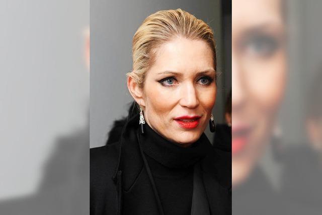 Freiburger betrügt Designerin Kern: Sie wollte Informationen über Mordkomplott