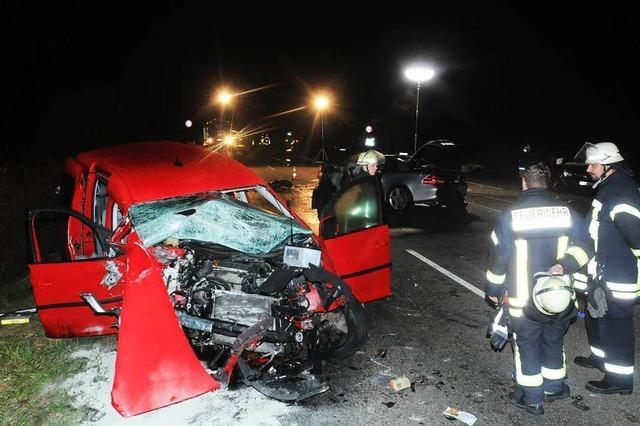 Mutter und Sohn sterben bei Unfall bei Mössingen