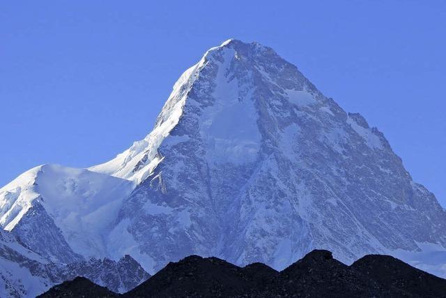 Bernd Rueb referiert über eine Trekking-Tour am K2