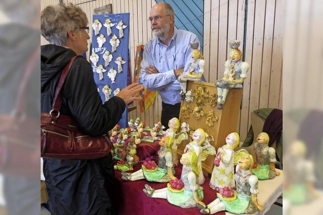Zur Unterstützung des Dorfladens in Friedenweiler
