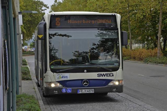 Busfahren kostet mehr als einen Euro