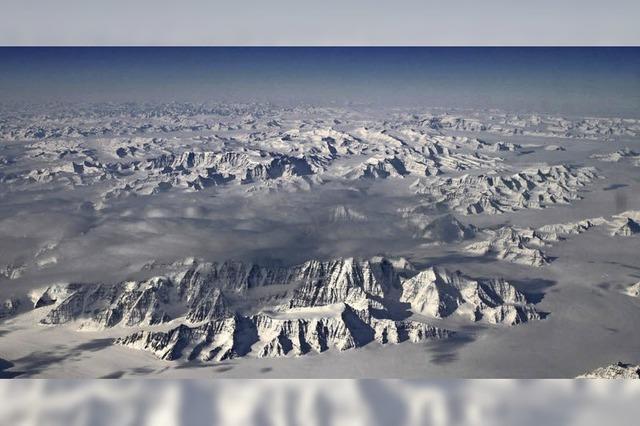Gefährlicher Abfall unter Grönlands Eis