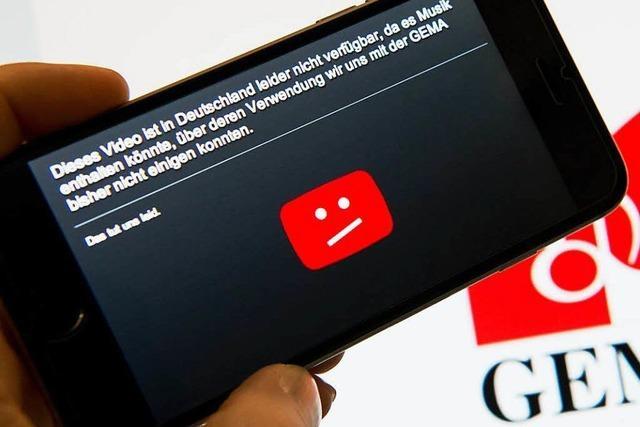 YouTube und Gema einigen sich auf Lizenzvertrag