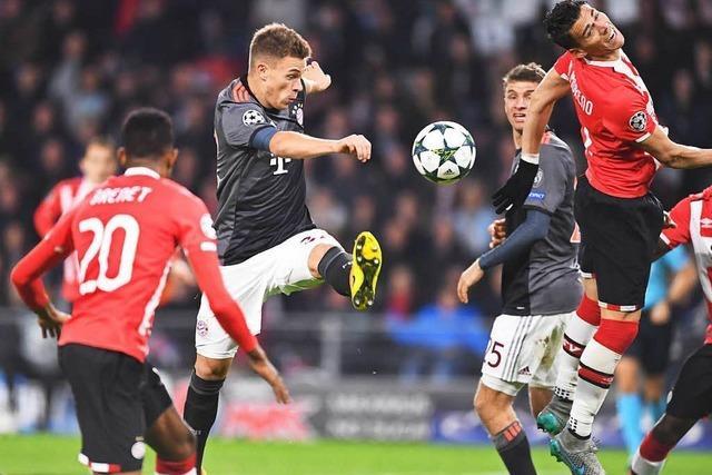 FC Bayern im Achtelfinale der Champions League