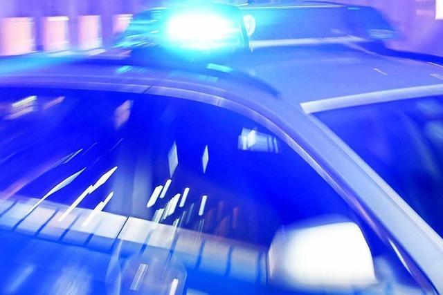 Brandstifter stecken Kleinkraftrad in Lörrach an