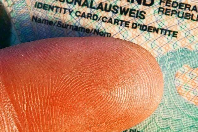 Mann beantragt Passersatz in Lörrach und muss 1500 Euro zahlen