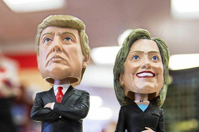Bei der Election Night Party gibt es in der US-Wahlnacht Politik und Burger