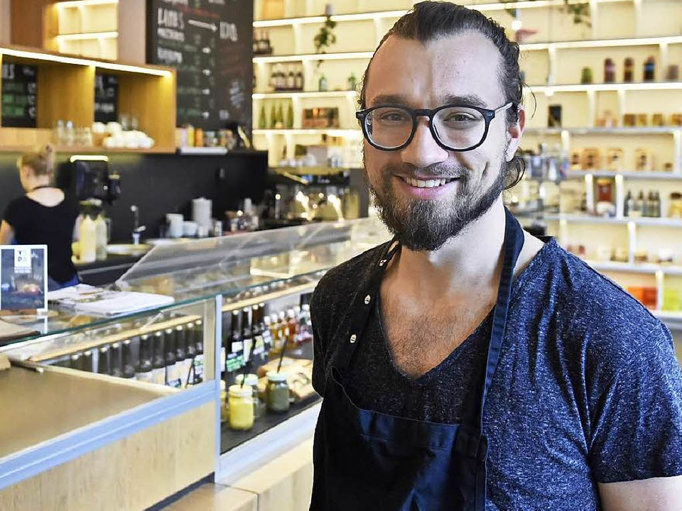 Sanya Zillich ist Geschäftsführer bei ... Gastrounternehmen eine neue Heimat.    | Foto: Michael Bamberger