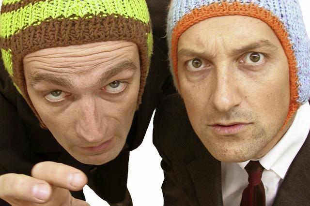 Ulan & Bator treten im Meck à Frick auf