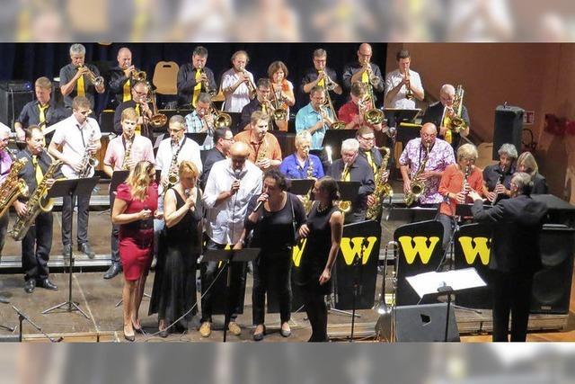 Swing, Jazz und Pop verbinden die Gemeinden