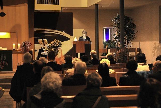 Ökumenische Nacht der Kirchen bei Kerzenlicht