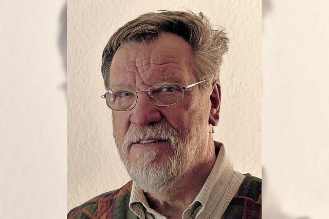 Rolf Borgas ist gestorben