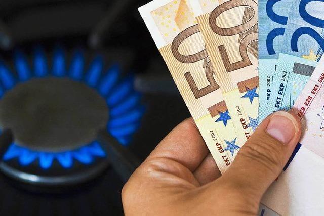 Regionale Versorger senken Gaspreise