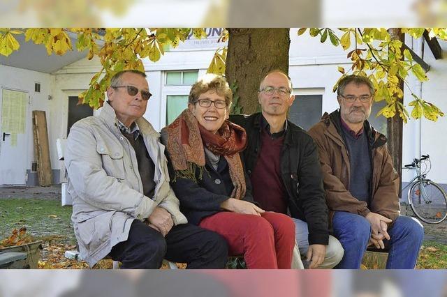 Gemeinsam leben im Hebelhof