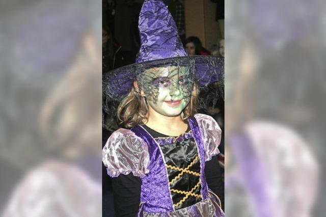 Kleine Hexe gewinnt Preis