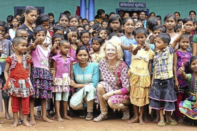 Helfer für die Ärmsten sein