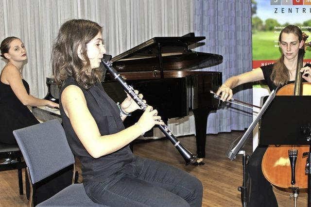 Klassische Musik als Teil des Therapiekonzepts