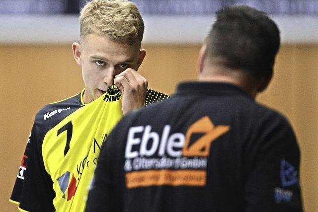 Teninger Handballer wollen ein Lebenszeichen senden
