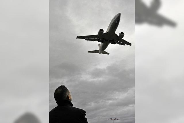 Mehr Engagement gegen Fluglärm