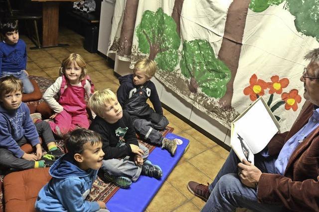 Geschichten beim Musikverein und auf dem Obsthof
