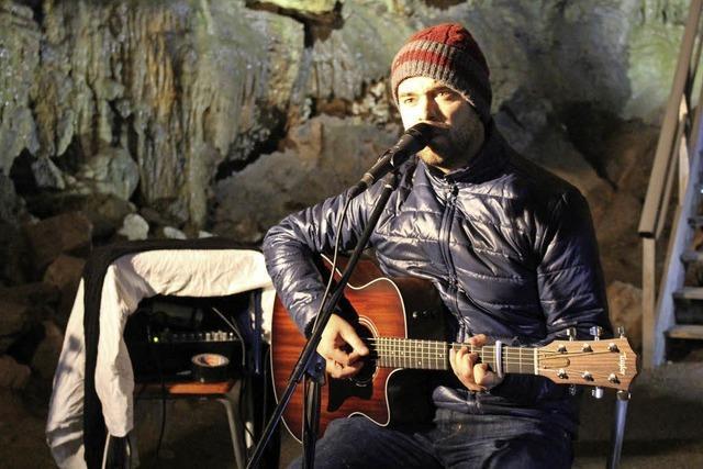 Nachdenkliche Songs aus der Höhle