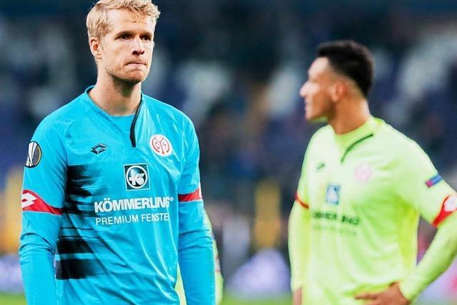 Mainz 05 geht mit 1:6 in Anderlecht unter