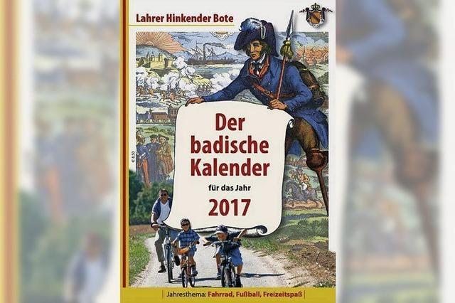 REGIO-KALENDER: Pflanzzeiten und Martin Luther