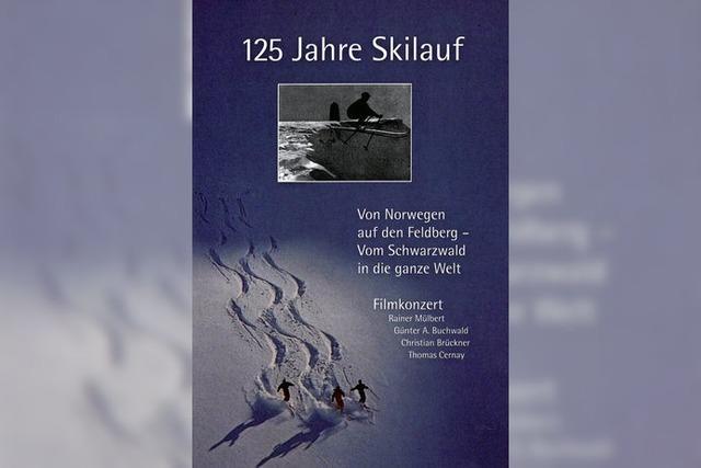 DVD zu 125 Jahre Skilauf: Von Norwegen bis zum Schwarzwald