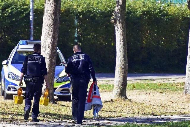 Dreisam-Mord: Kein Treffer in der DNA-Datenbank