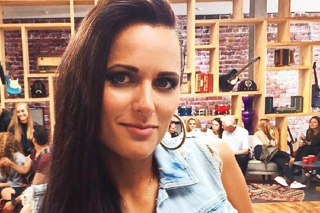 Vanessa Iraci überzeugt die Jury von