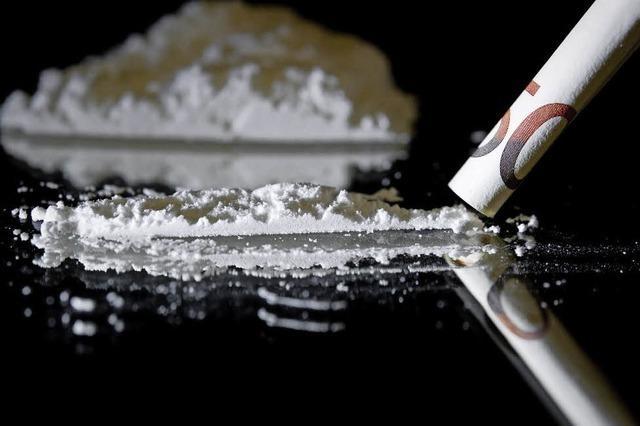 Florierender Handel mit Kokain und Amphetamin