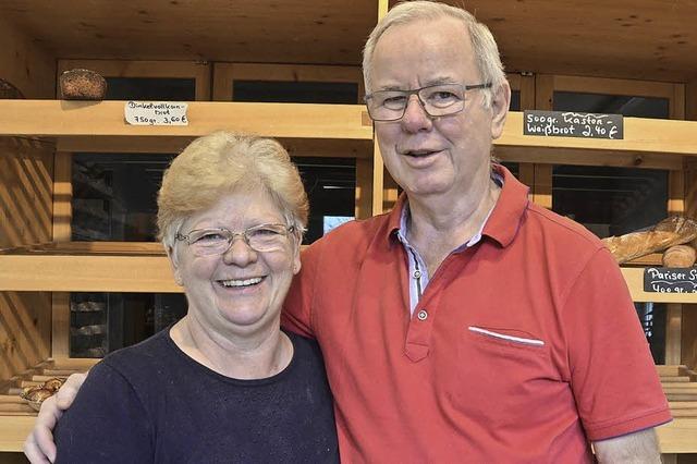 Josef und Trudi Schmid: Die Bäckerei war unser Leben