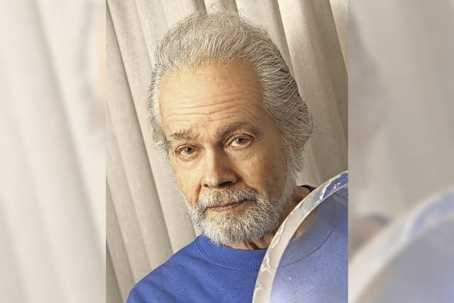 Ein großer Künstler feiert seinen 80. Geburtstag