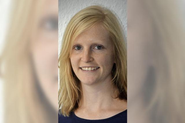 Lena Jörger verstärkt die Emmendinger Lokalredaktion