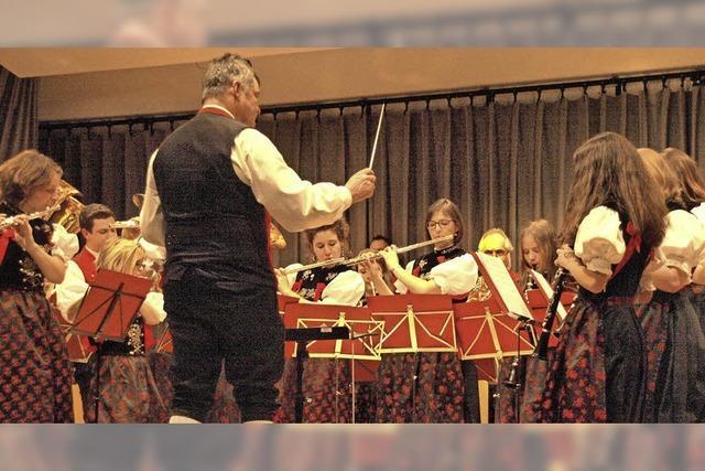 Bezirksmusikfest kommt nach Urberg
