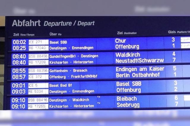 Berlin, Basel, Bern, Bilbao, Bleibach...